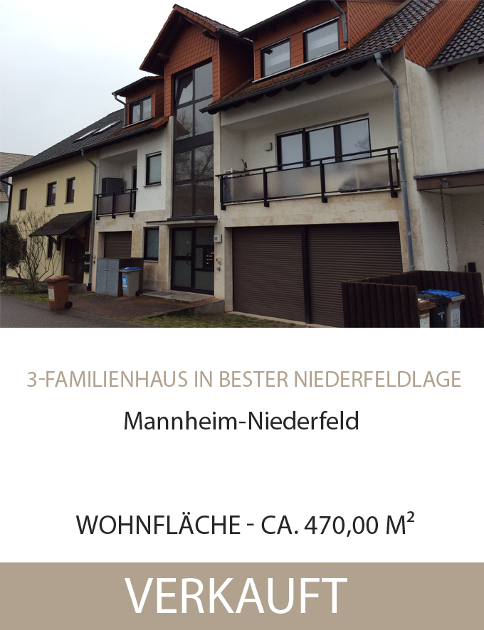 3-FH, Niederfeld