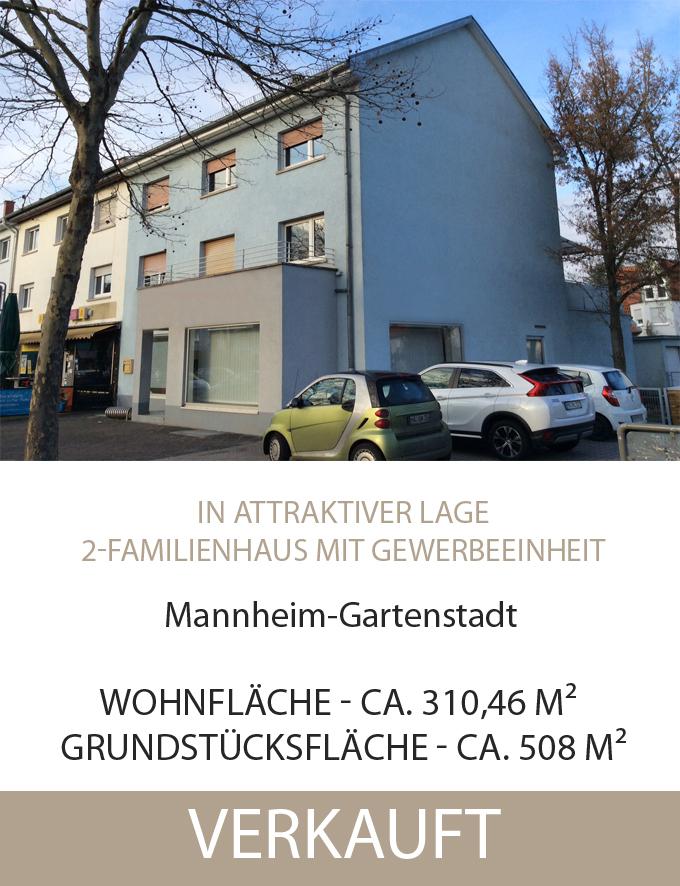 Gartenstadt, MFH