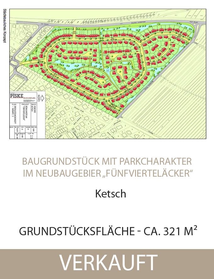 Grundstück, Ketsch