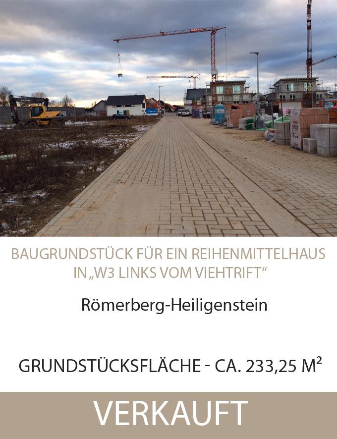 Grundstück, Römerberg (Mittelhaus)