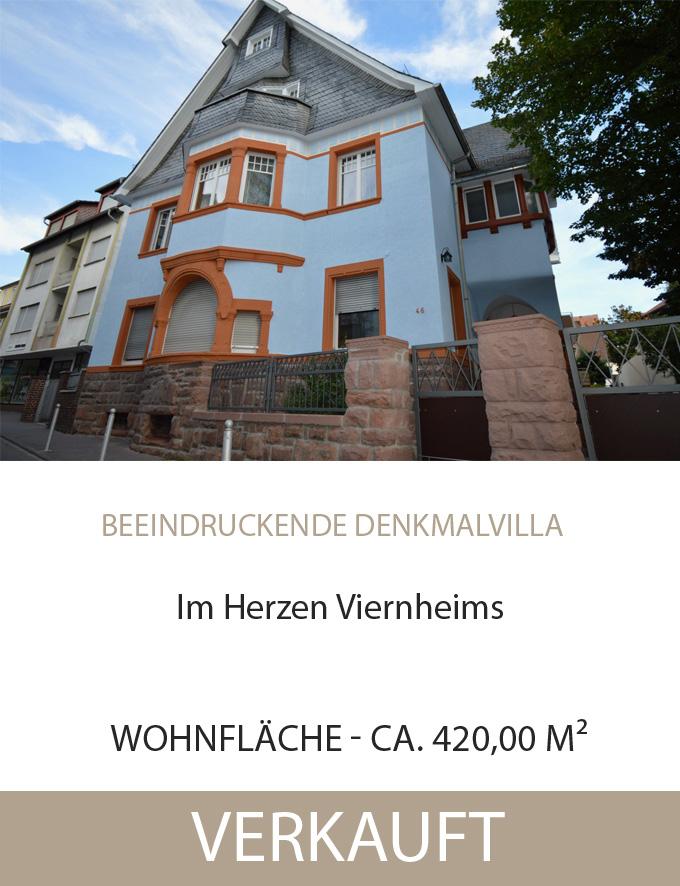 Villa, Viernheim