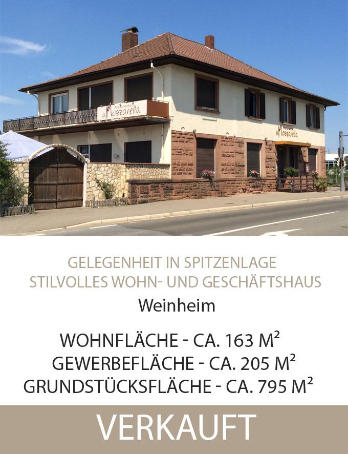 Weinheim, Mozzarella